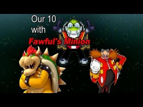Our List of the 10 Enemies we Love to Hate in Video Games (With special guest AnimalGuy001)