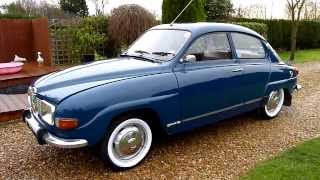 Video Review of 1973 SAAB 96 V4 For Sale SDSC Specialist Cars Cambridge