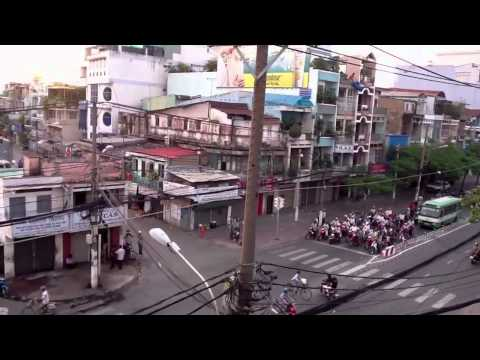 Nga tu Ly Thuong Kiet va Nghia Phat, thanh pho ho chi minh