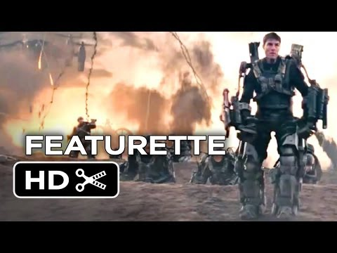 Edge Of Tomorrow Featurette - Tom Cruise Is Bill Cage (2014) - Tom Cruise Sci-Fi Movie HD