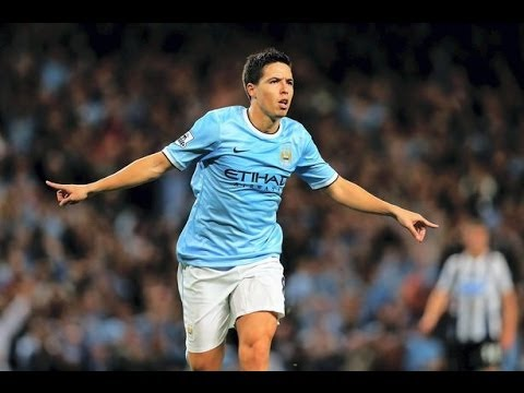 Samir Nasri vs Newcastle United F.C. (H) 13/14 PL By ChequeredCrown