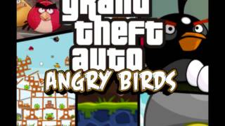 Grand Theft Auto Angry Birds Coming Fall 2013