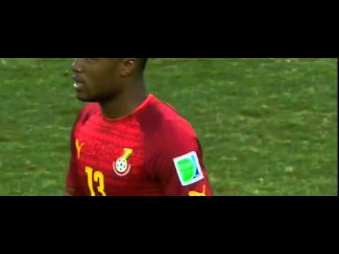Streaker/Intruder on field during Germany vs Ghana, World Cup 2014 June 21 2014