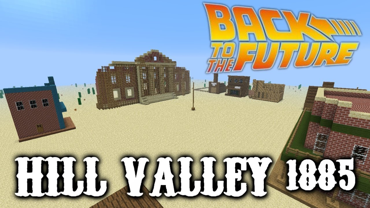 My Hill Valley Town Square 1885 - YouTube Sabrina The Animated Series Sabrina