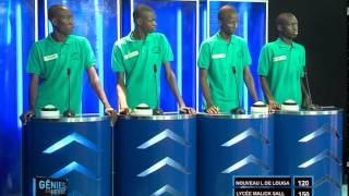 Génies en Herbe | Lycée de Louga vs lycée Malick Sall