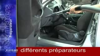 Fiche metier laveur de voiture