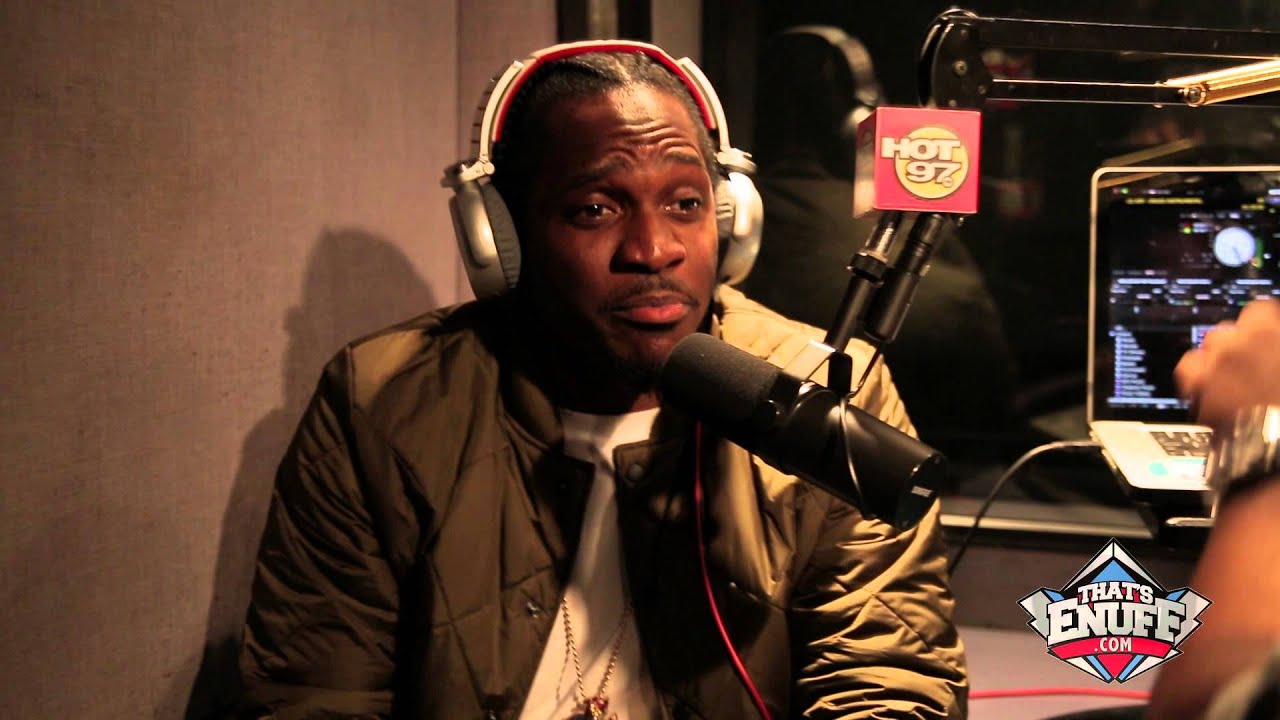 "Pusha T Freestyles Live on Hot97 ""The Hot Box"""