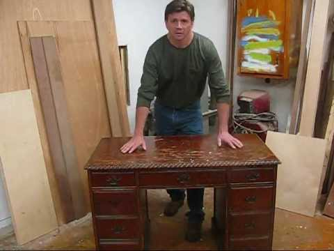 How To Strip Refinish Wood Furniture With Zip Strip By