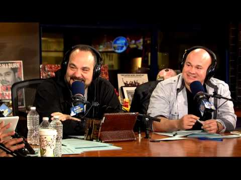 The Artie Lange Show - Sebastian Bach (in-studio) Part 2