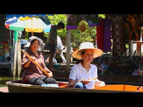 Les voyages de Choumicha …. Bangkok - Episode 2 رحلات شميشة ... بانكوك - الجزء الثاني