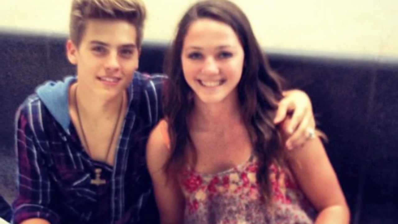 Dylan Sprouse Girlfriend 2013