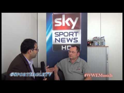 Sport Eagle TV - WWE Live in Munich, November 9, 2013