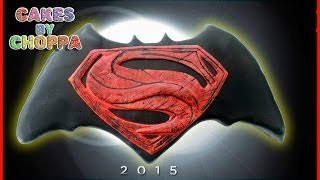 Batman Vs Superman Logo Cake (How To)