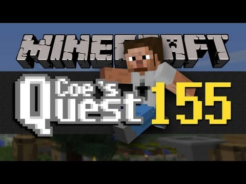 Coe's Quest - E155: Coe's Lab (Minecraft)
