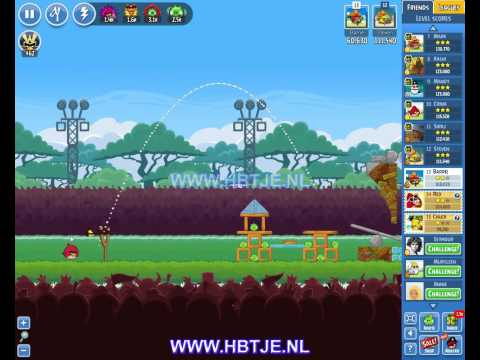 Angry Birds Friends Tournament Level 1 Week 138 (tournament 1) no power-ups