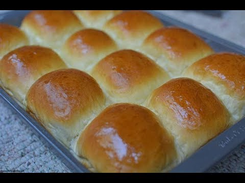 How To Make Bread rolls  - Chef Lola's Kitchen