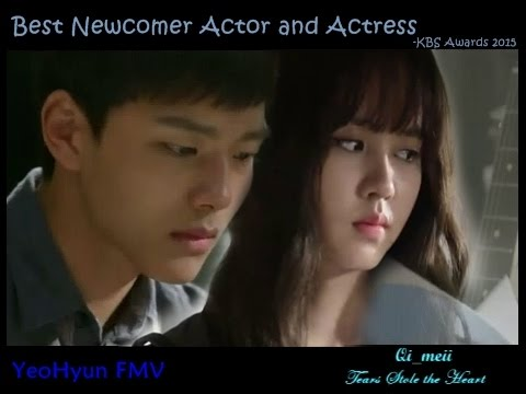 [GooHyun] Tears Stole the Heart FMV - Yeo Jin Goo ( 여진구) Kim So Hyun (김소현)