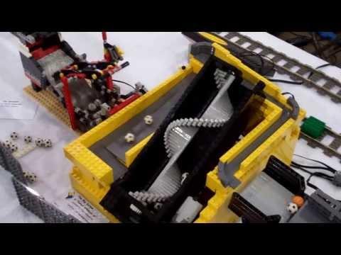 Hình ảnh trong video Great Ball Contraption - BrickFair VA 2013