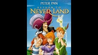 Digitized Opening To Peter Pan In Return To Neverland