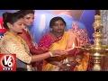 Trendz expo opened in Hyderabad; Princess Fernandez..