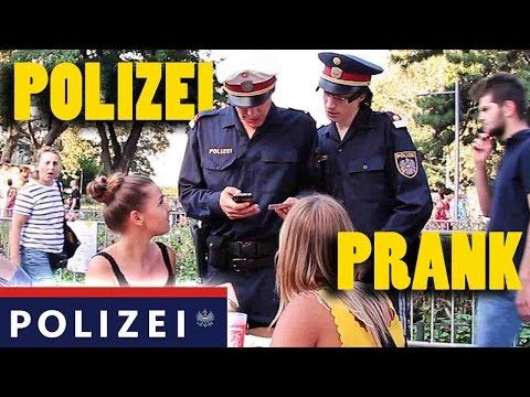 Polizei Prank 2017 Wiener Schmäh