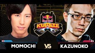 Red Bull Kumite 2016 : Momochi vs. Kazunoko - Winners Quarter Finals
