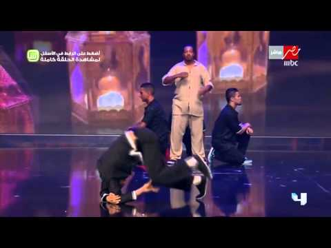 Arabs Got Talent - Entourage - النصف نهائيات