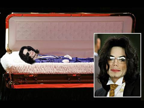 Raise1 celebrity who died in 2009 would it be Michael ...