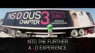 INSIDIOUS: CHAPTER 3 Into The Further 4D Experience