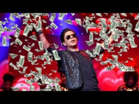 Shahrukh Khan named 2nd RICHEST ACTOR in WORLD