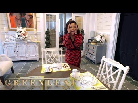 Join Lynn Whitfield on a Tour of the Greenleaf Mansion (Part 2) | Greenleaf | Oprah Winfrey Network