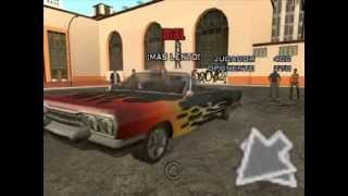 Como Pasar La Mision De Cesar Vialpando En GTA San Andreas