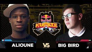 Red Bull Kumite 2016 : Alioune vs. Big Bird - Top 16