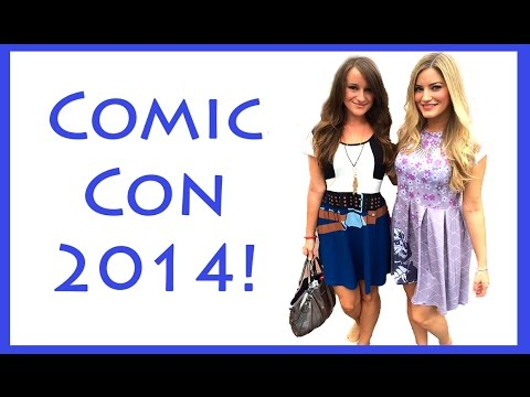 SO MUCH FUN! | Comic Con 2014