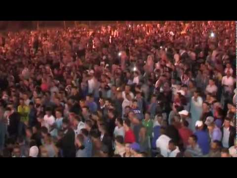 أحمد بولهاوا في سهرة تيميزار