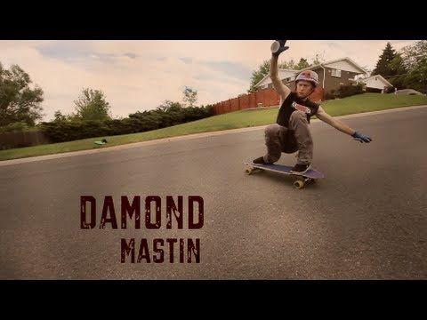 Colorado Freeriding: Damond Mastin