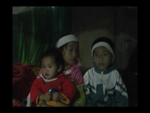 Đau lòng 3 đứa trẻ mồ côi