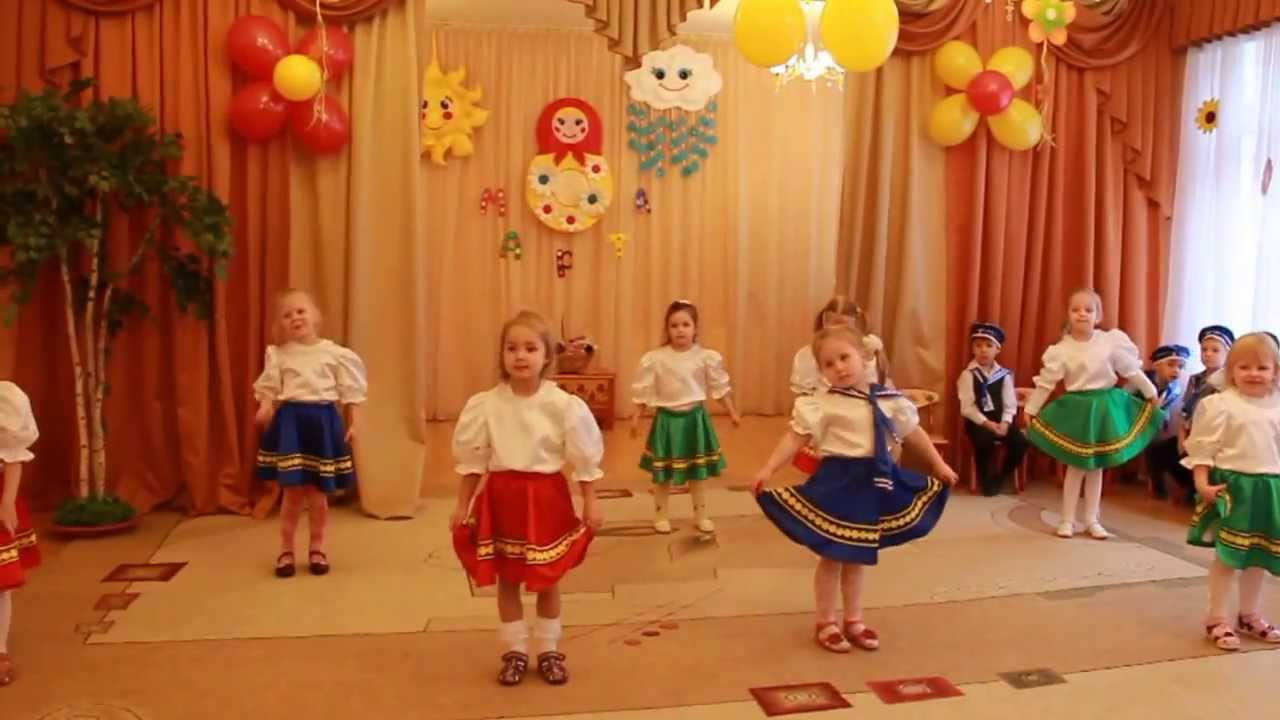 Мы милашки куклы неваляшки танец video
