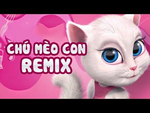 Chú Mèo Con REMIX | Ca Nhạc Thiếu Nhi Vui Nhộn