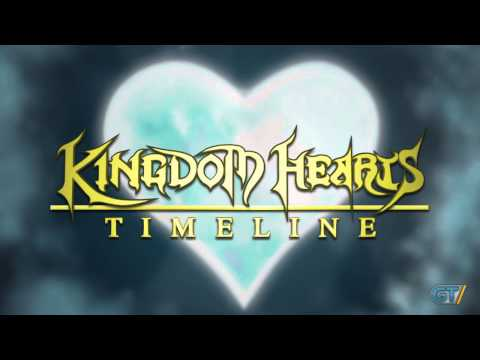 Timeline - Kingdom Hearts Trailer