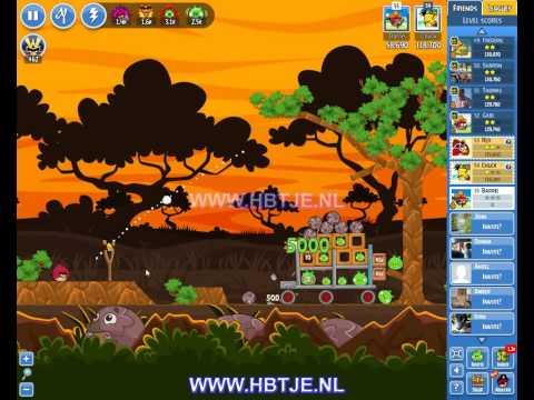 Angry Birds Friends Tournament Level 5 Week 131 (tournament 5) no power-ups