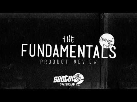 Sector 9 Product Guide: Fundamental Series