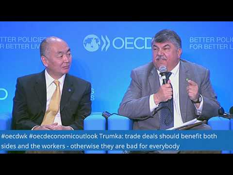 OECD Forum 2014 Economic Outlook Debate