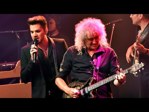 Queen + Adam Lambert - Love Kills live at t iHeartRadio theatre HD (16th June, 2014)