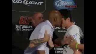 Anderson Silva Vs Chael Sonnen UFC 148