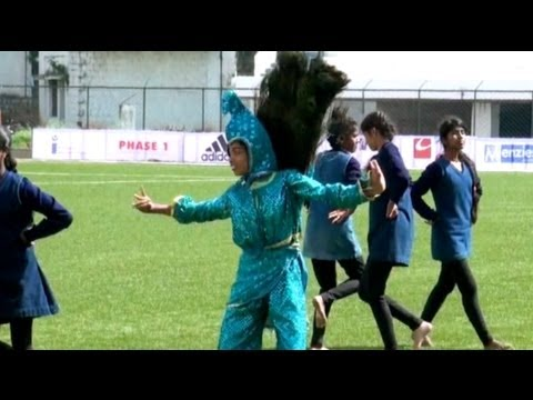 Dancing in India! - 2012 Parikrma Champions League Opening Ceremony!