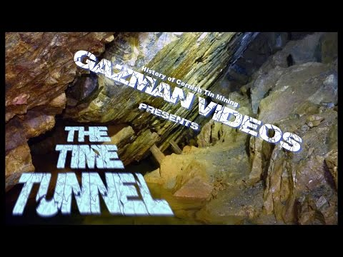 History of Cornish Tin Mines - The Time Tunnel - Great Flat Lode