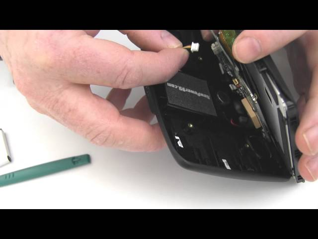 How to Replace Your TomTom Via 1505TM Battery