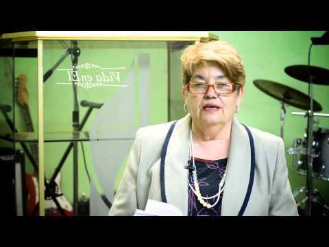 Vida en Él Sabado 10 Agosto 2013, Pastora Toñita Ramos