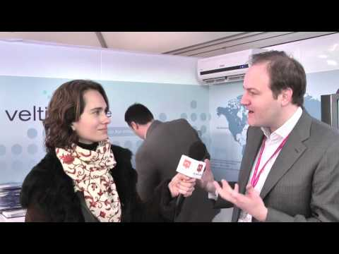 Velti  - Alexandros Moukas - Mobile World Congress 2010